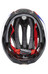 Alpina Cybric Helm white-blue-red